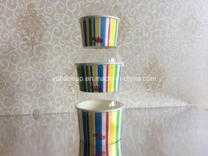 Single Wall Ice Cream Cup, Paper Bowl pictures & photos