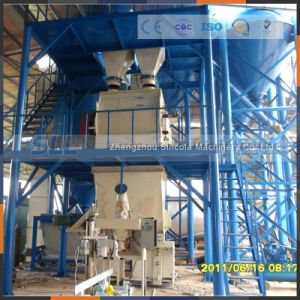 Semi-Automatic Concrete Dry Mixed Mortar Plant for Sale pictures & photos