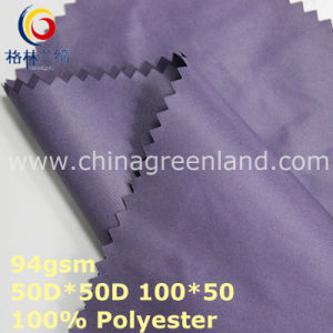 Plain Polyester Memory Fabric for Shirt Lining (GLLML348) pictures & photos