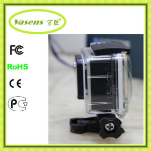 1080P 60fps Waterproof Gsensor GPS Car Video Camera H. 264 Car Dash Cam pictures & photos