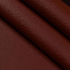 Solvent Totally Free MDF Totally Free PU Leather for Sofa (JGS9) pictures & photos