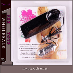 Sexy Rabbit G-Spot Vibrator 8-Function Sex Toy Adult Product (TEL001) pictures & photos