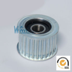 Galvanized Arc Tooth Synchronous Pulley pictures & photos
