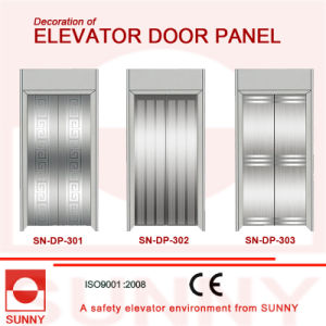 Door Panel for Elevator Cabin Decoration (SN-DP-301) pictures & photos