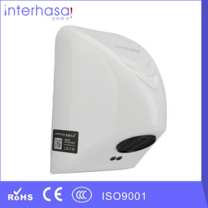 Mini ABS Small Hotel Bathroom 750-1000W Portable Hand Dryer pictures & photos