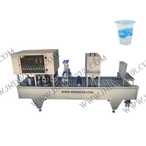 CE Standard Cup Filling Sealing Machine (Separate/Aluminum Lid) pictures & photos