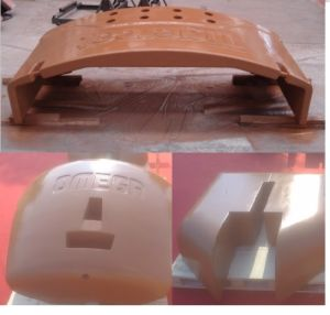 Sand Casting, Iron Casting, Port Machinery Counter Weight pictures & photos