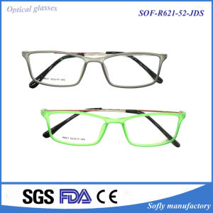 Sell Like Hot Bright Vision Optical Frame Tr90 Eyeglasses pictures & photos