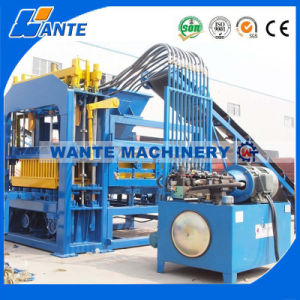 Fully Automatic Hollow/Fly Ash Brick Making Machine in India Price pictures & photos