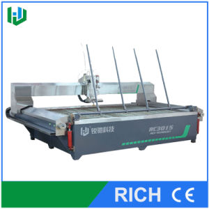 Ce Certificate High Accuracy Water Jet Machine Cut Glass pictures & photos