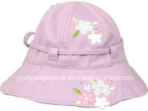 Children / Baby Cotton Summer Bucket Hats pictures & photos