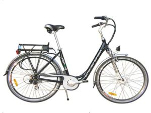 2016 New Design E-Bike Step Through pictures & photos