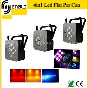 12PCS*10 LED PAR Light with CE & RoHS (HL-021)