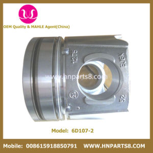 Construction Machinery Parts 6D107 Komatsu Piston pictures & photos