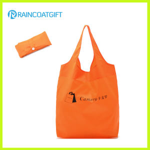 Eco Reusable Nylon Shopping Supermarket Foldable Bag pictures & photos