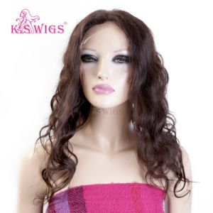 New Arrival Lace Front Hair Wig 100% Natural Hair Wig pictures & photos