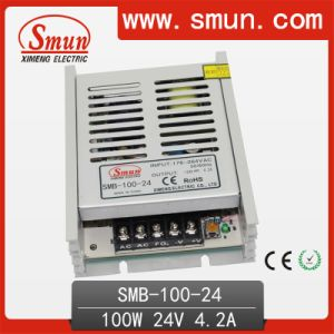 100W 24V 4.2A Ultra-Thin Switching AC-DC Power Supply pictures & photos