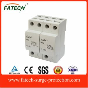 Class B Single Phase 50ka SPD Surge Protector pictures & photos