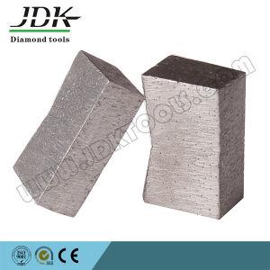 K Shape Diamond Segment for Granite Cutting pictures & photos