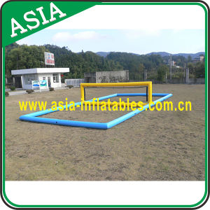 Inflatable Outdoor Volleyball Field, Inflatable Beach Volleyball pictures & photos