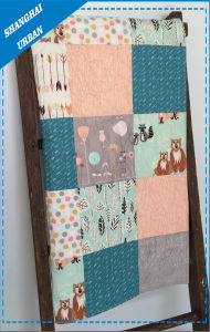 Home Textile 100%Cotton Patchwork Quilt pictures & photos