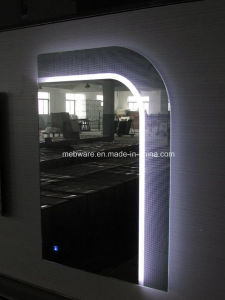 Bathroom LED Lighted Vanity Mirror with Light pictures & photos