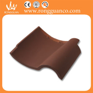 Roofing Material 310*310mm Rustic Roof Tile (W86) pictures & photos