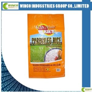 BOPP Colorful Printing Laminated PP Woven Bags/Sacks for Rice/Flour/Chemical/ Fertilizer/ Seed pictures & photos