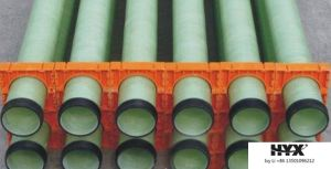 120 Degree Heat-Resistant Used FRP Cable Casing Pipe pictures & photos