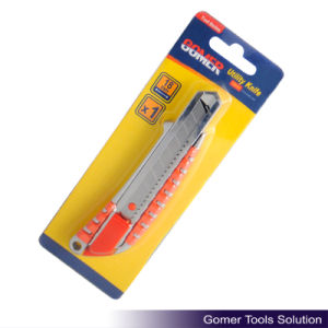 Heavy Duty Good Quality Utility Knife (T04128)