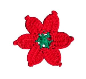 Fashion Hand Crochet Flower Applique Motif Accessories Embellishments pictures & photos