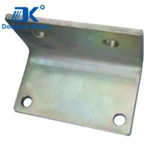 Stainless Steel Stamping Parts with Folding and Drilling pictures & photos