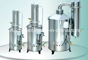 Self-Control Water Distiller for Laboratory pictures & photos