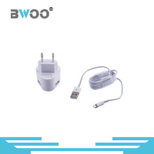 Hot Selling 2 Ports USB Wall Charger Cell Phone Charger pictures & photos