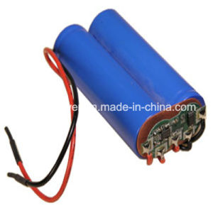 Backup Rechargeable Li-ion 18650 Battery for Tools pictures & photos