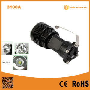Powerful Flashlight Strong Light Torch Camping LED Flashlight Torch pictures & photos