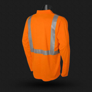 High Viz Reflective T-Shirt with ANSI07 (T008) pictures & photos