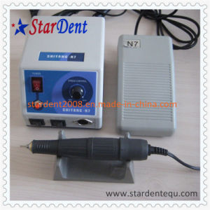 Marathon N7 Dental Micro Motor Unit with Sde-H37L1 Handpiece pictures & photos
