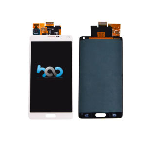 LCD Display Digitizer for Samsung Note 4 N9100 Assembly pictures & photos