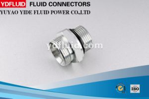High Quality Bsp Male Captive Seal Hydraulic Fitting pictures & photos