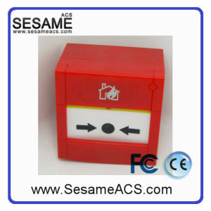 Resettable Emergency Connector Access Control with 2 Pole (SACP22R(Red)) pictures & photos