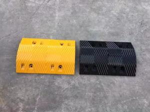 Good Quality 100*35*5cm Rubber Speed Bumps (CC-B02) pictures & photos