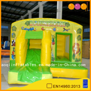 Yellow Animal Bounce Slide Combo (AQ608-4) pictures & photos
