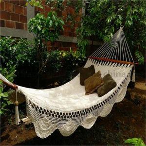Knitting Hammock Best Rest Gift Deco Garden Home pictures & photos