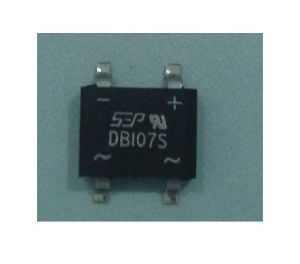 DBS Bridge Rectifiers 1A 1000V dB107s pictures & photos