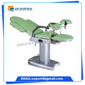 More Than 15 Years Factory Experience with OEM Service! ! ! 2015 New Item Ce ISO FDA Electric Gynecology Chair Price pictures & photos