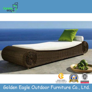 Rattan Outside Beach Chair (L0040)