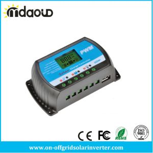 10A/20A/30A PWM Solar Charge Controller&Nbsp; with USB pictures & photos