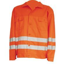 Cheap Mens Lightweight Reflective Orange Jacket pictures & photos