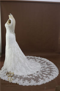 New Arrival Lace Mermaid Wedding Dress 2017 pictures & photos